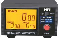 Unbox and Test MFJ-849 Digital SWR Meter