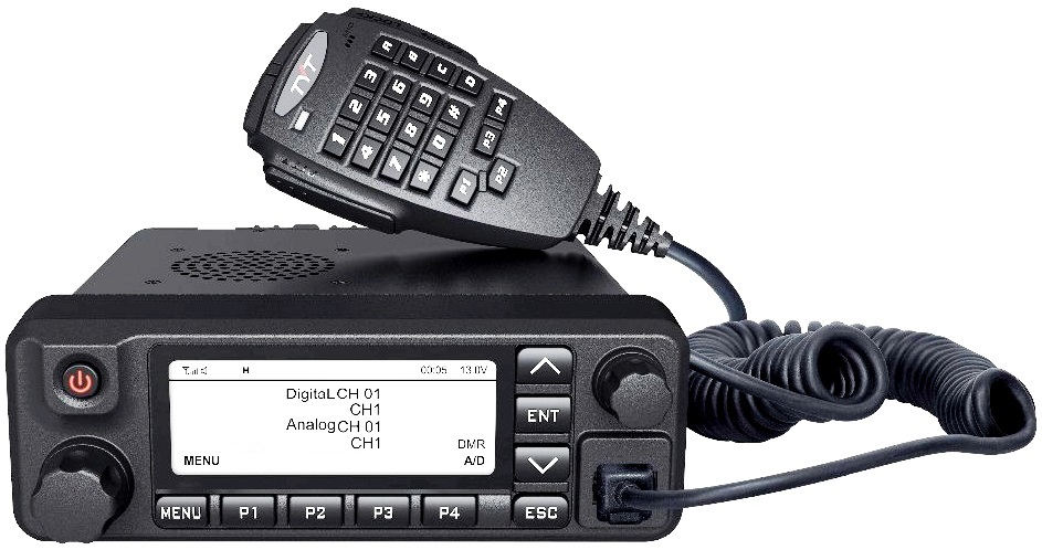 TYT MD-9600 Dual Band DMR Digital Mobile Radio (UHF/VHF)