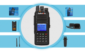 Testing the NEW GD-55+ for DMR