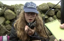 Young English Radio Amateur Completes the Wainrights on the Air Challenge