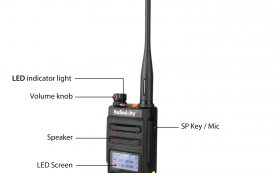 Review of Radioddity GD-77 DMR Tier 2 Handheld
