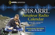 The 2018 ARRL Calendar is Now Shipping!