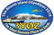 NCDXF announces Grant for 3Y0Z Bouvet 2018 DXpedition