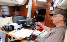 Maritime Mobile Operation on LF May be a First for Amateur Radio