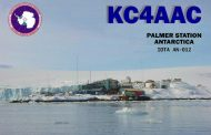 ARRL VEC Conducts Another Antarctic Test Session