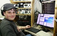 Marty Sullaway, KC1CWF, is 2017 Amateur Radio Newsline Young Ham of the Year