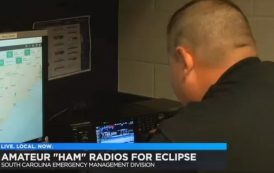'Ham radio' operators to station, aid emergency response during Total Solar Eclipse
