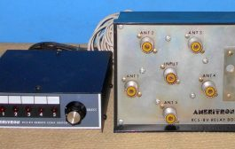 Installation and Review of the Ameritron RCS-8V Remote Coax Switch