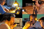 Amateur Radio Volunteers Assisting Where Needed in Hurricane Response