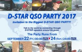 Icom Inc. Announce Dates for D-STAR QSO Party 2017