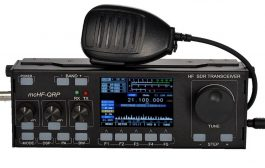 mcHF SDR QRP RS-918 Review