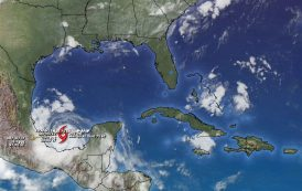 Hurricane Watch Net Activating for Tropical Cyclone Franklin