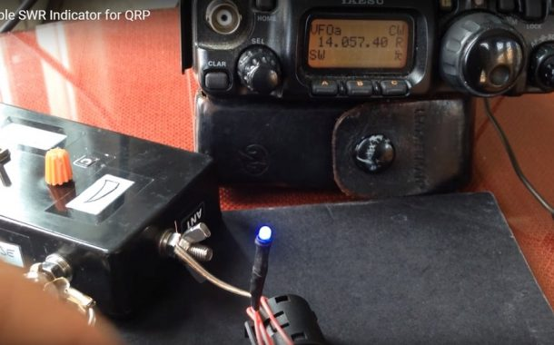 Simple SWR Indicator for QRP