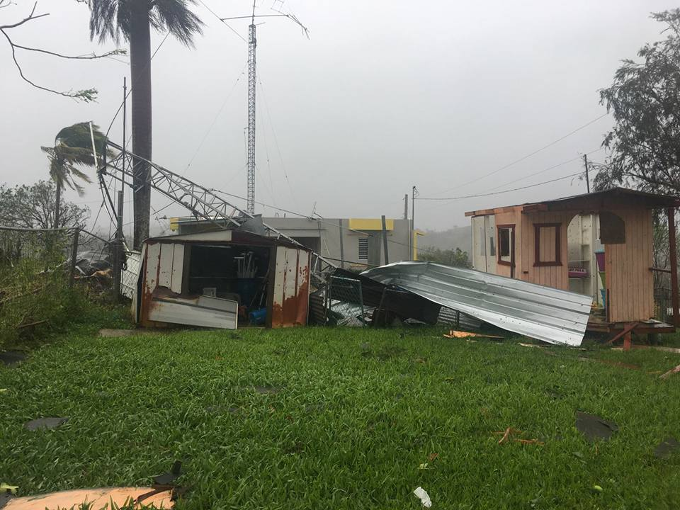 WP3C & NP4DX will be QRT – Hurricane Maria