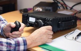 Radio Amateur on St. Lucia Relays Reports of Hurricane Devastation on Dominica