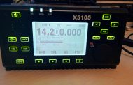 Xiegu X5105 QRP Portable HF Radio – Review and Demo HF/6m