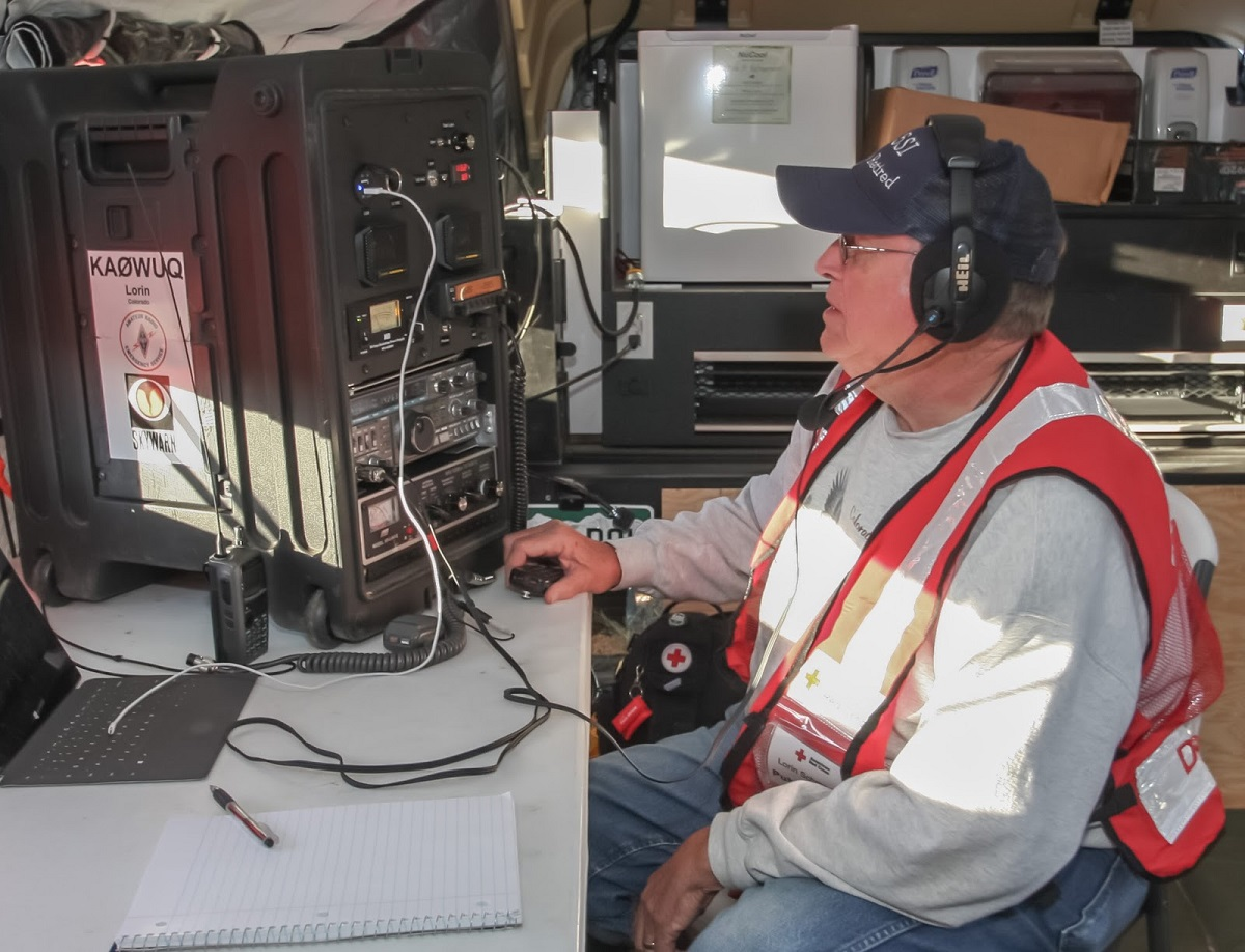 50 Ham Radio Operators Needed For Red Cross Mobilization in Puerto Rico