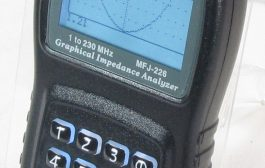 MFJ-226 Graphical Impedance Antenna Analyzer – Full Review