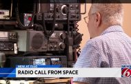 Clermont man one of first to take radio call from space