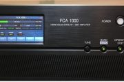 DAV – FCA1000: 1250W Linear amplifier – 160 to 6 Meter