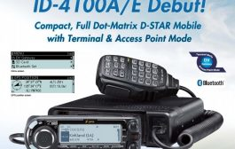 ICOM ID-4100A – Terminal Mode and Access Point Mode