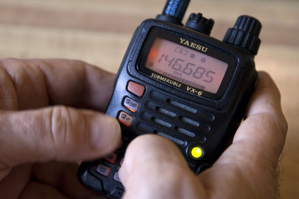 Amateur Radio Preparations Ramp Up as Irma Strengthens to Category 5
