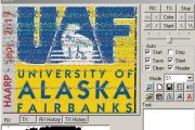 SSTV Goes Very High Profile