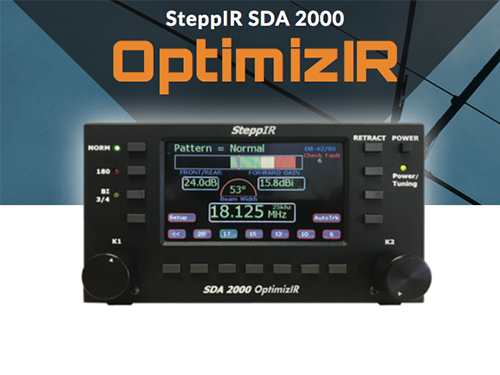 Introducing the SDA 2000 OptimizIR