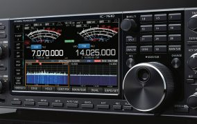 Hamfest 2017 – Preview of the Icom IC-7610 and IC-R8600 rigs