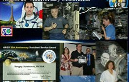 Slow-Scan TV Transmissions from ISS Scheduled for December 6-8