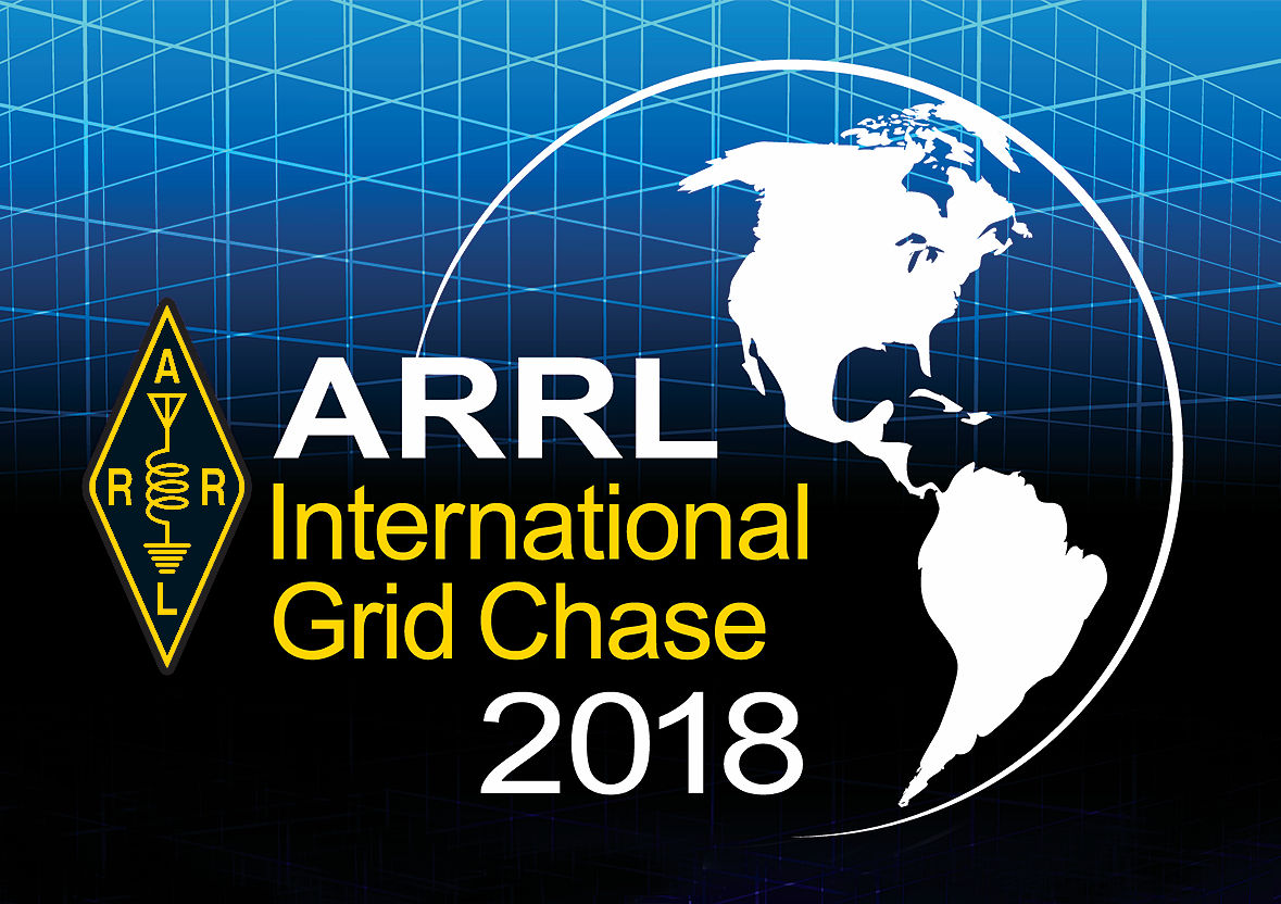 Announcing: The ARRL International Grid Chase!