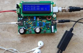 Review of QRP Labs QCX QRP Radio