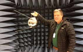 """Radio Amateur Receives Patent for """"Cloaking"""" Technology"""