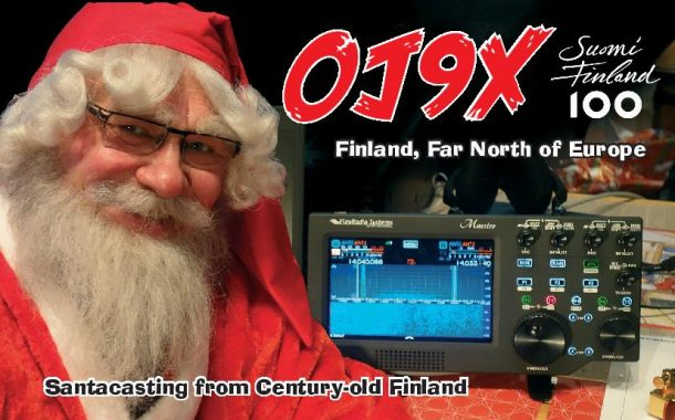 OJ9X QRV FROM DEC 6th THRU DEC 31st, 2017