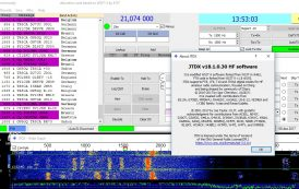 JT-DX 18.1.0.30 with FT8 mode !  Released