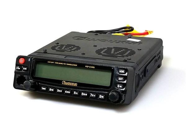 Two new Wouxun mobile radios have lower prices