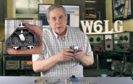 Jim W6LG Shows How He Connects 2 HF Antennas at the Same Time
