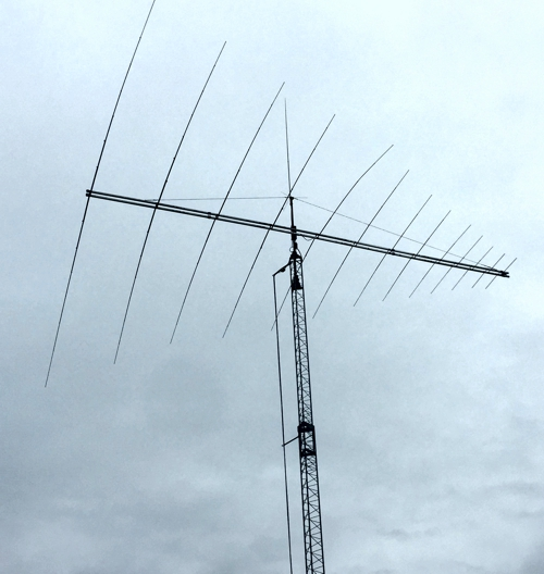 Log Periodic Dipole Array 13 element 10MHz – 54MHz High Performance LPD