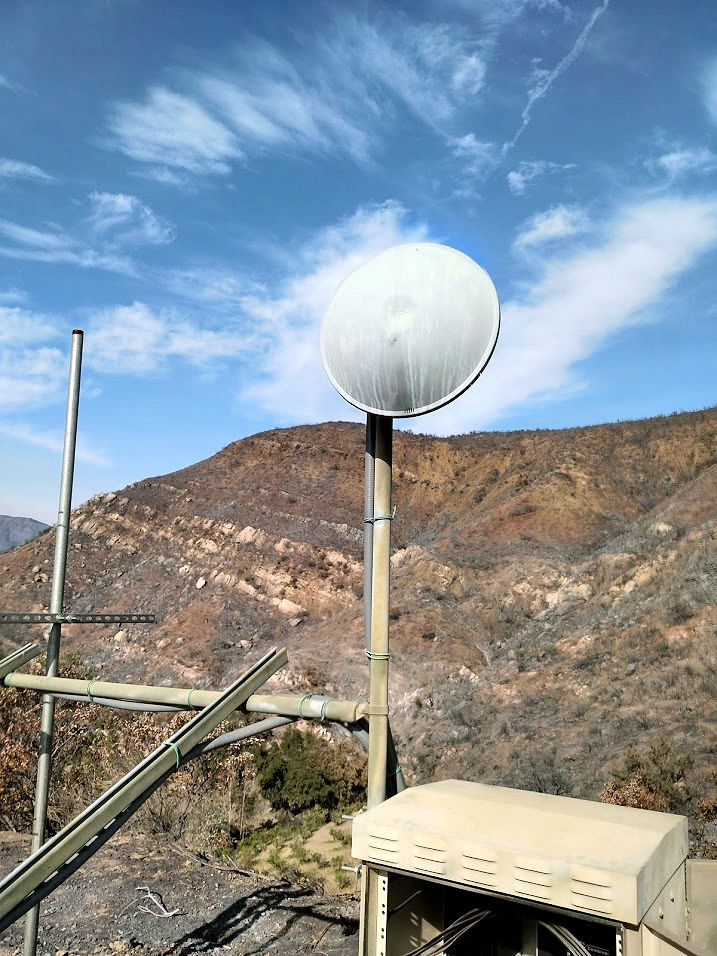Thomas Fire Response Also Demonstrates Amateur Radio's Social Media Value