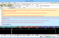 Using FLDigi to Communicate with Olivia Digital Mode on HF by Tomas NW7US