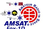 Fox-1D Amateur Radio CubeSat Launches Successfully, Now Designated as AO-92