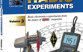 New Hands-On Radio Experiments Book Now Shipping