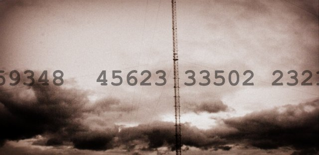 "Secretive ""Numbers Stations"" Persist on HF"