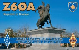 """Project Goodwill Kosovo"" Celebrating Independence and New DXCC Status"