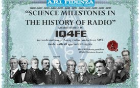 """""""Science Milestones in the History of Radio"""" Event is Under Way"""