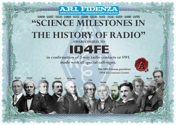 """Science Milestones in the History of Radio"" Event is Under Way"