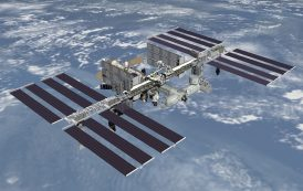 ARISS Space Station APRS Packet System Currently Off Line