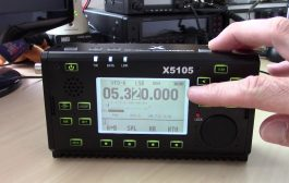 Xiegu X5105 QRP HF SDR Radio by K6UDA – Review