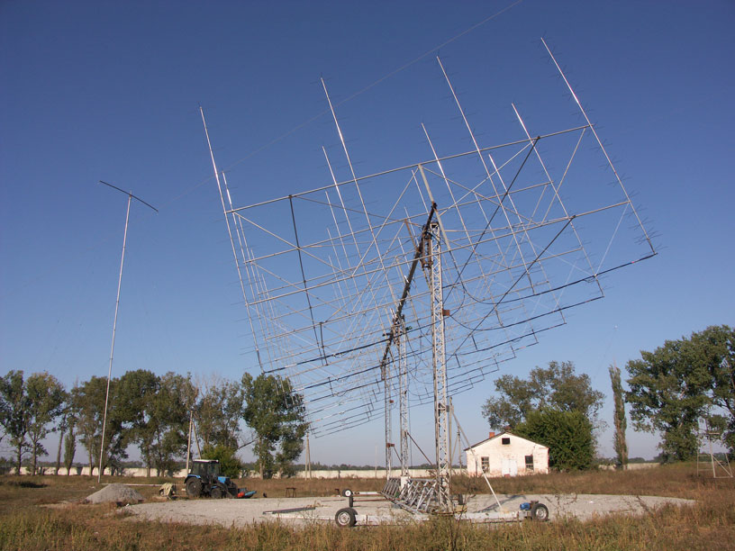 Jim Heath W6LG Shares a Video of One of the Largest Ham Radio Antennas