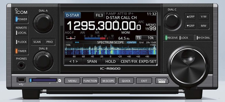 Eric from Universal Radio discusses the Icom IC-R8600 Receiver